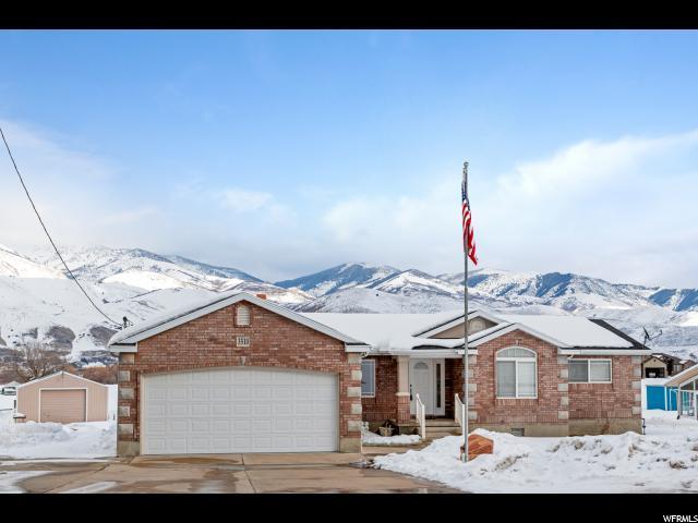 3510 N Morgan Valley Dr W, Morgan, UT 84050 (#1571322) :: Colemere Realty Associates