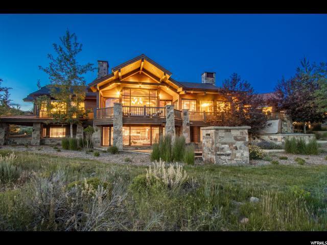 2832 Blue  Sage Trl, Park City, UT 84098 (MLS #1571332) :: High Country Properties