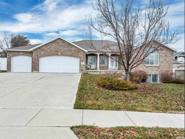 1164 W Wasatch Downs Dr S, South Jordan, UT 84095 (#1571393) :: Action Team Realty