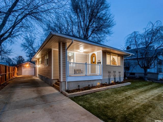 749 E Stratford Ave S, Salt Lake City, UT 84106 (#1571399) :: Action Team Realty