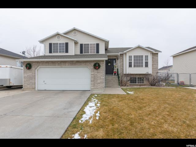 1547 N 2275 W, Clinton, UT 84015 (#1571420) :: Colemere Realty Associates