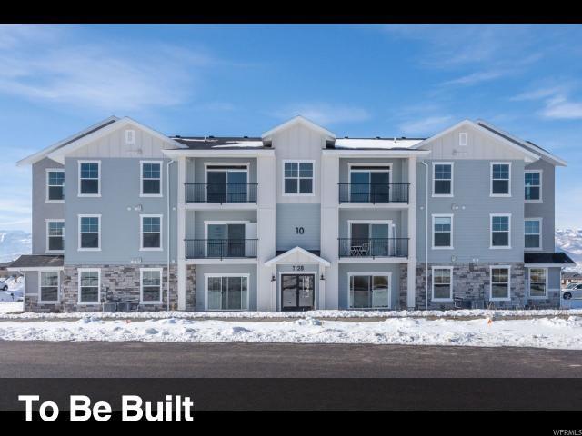 1128 S 820 E #2101, Heber City, UT 84032 (#1571667) :: Big Key Real Estate