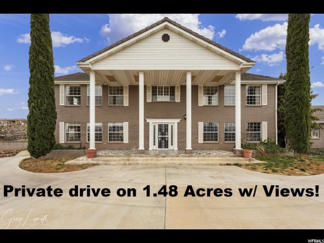2519 W 150 S, Hurricane, UT 84737 (#1571721) :: Bustos Real Estate | Keller Williams Utah Realtors