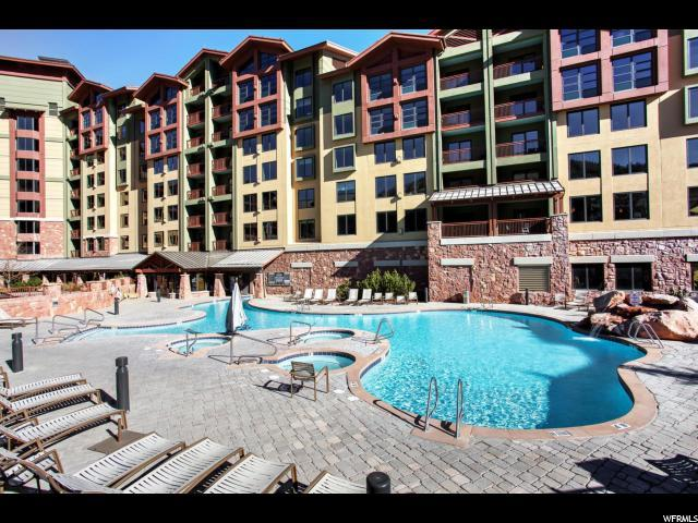3855 Grand Summit Dr 109 Q4, Park City, UT 84098 (#1571823) :: Colemere Realty Associates