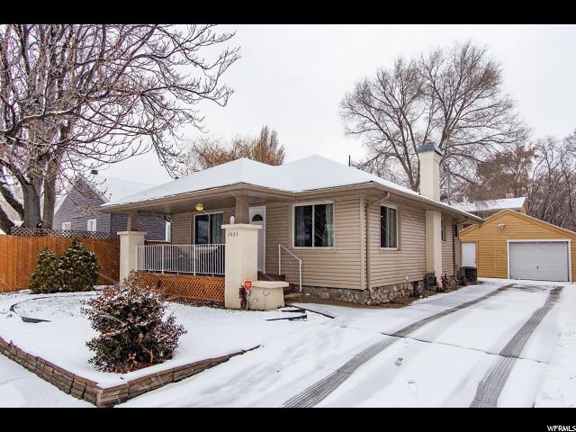 2023 S 300 E, Salt Lake City, UT 84115 (#1571961) :: Big Key Real Estate