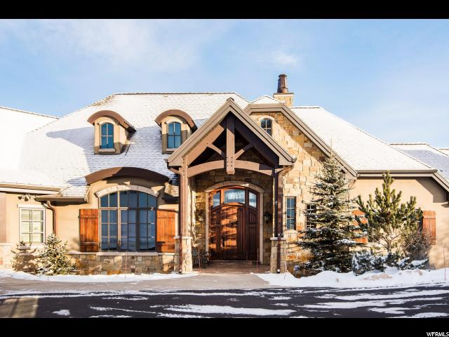 3181 Spring Hill Rd, Wanship, UT 84017 (#1572409) :: The Canovo Group