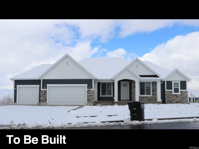 1253 S 1300 W #9, Mapleton, UT 84664 (#1572605) :: Big Key Real Estate