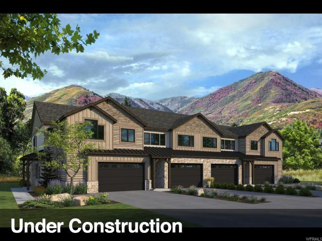 1127 N 520 W #40, Midway, UT 84049 (#1572636) :: Powerhouse Team | Premier Real Estate