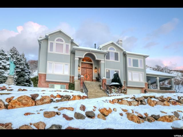 6369 S Crest Mount Circle, Holladay, UT 84121 (#1572866) :: goBE Realty
