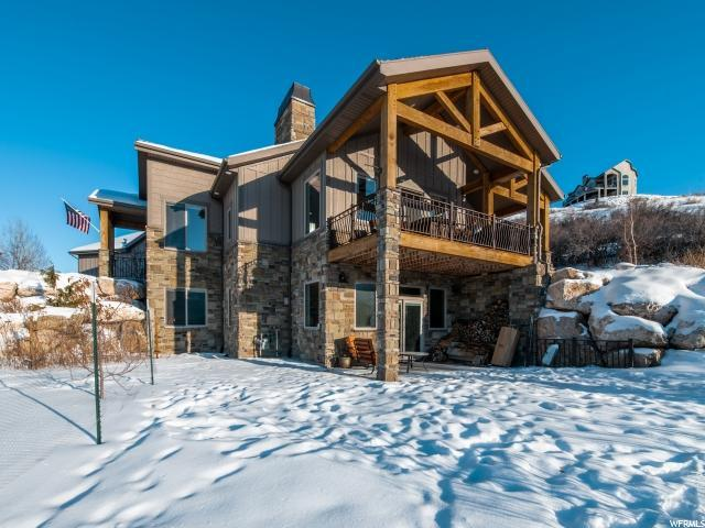 6585 E Via Cortina N, Huntsville, UT 84317 (MLS #1572872) :: Lawson Real Estate Team - Engel & Völkers
