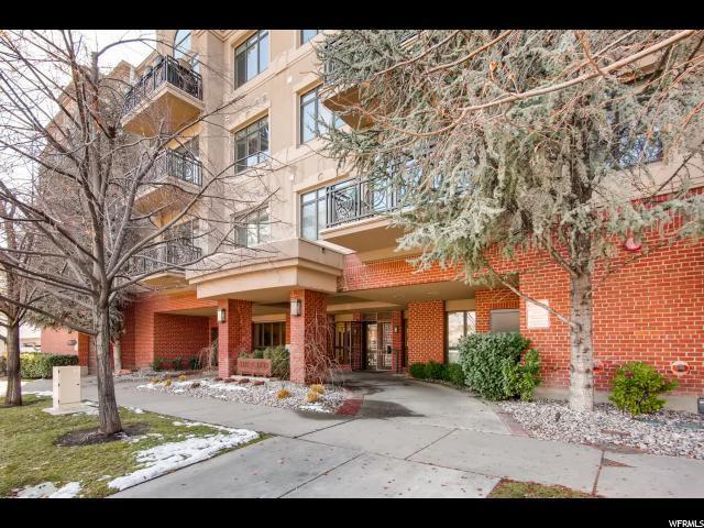 150 S 300 E #301, Salt Lake City, UT 84111 (#1572882) :: Big Key Real Estate