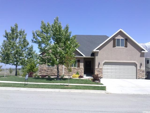 1279 Cedar Pass Dr, Santaquin, UT 84655 (MLS #1572971) :: Lawson Real Estate Team - Engel & Völkers