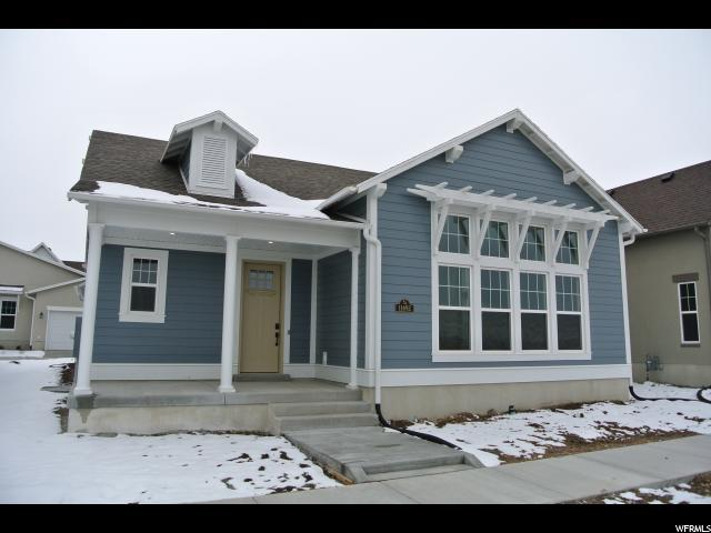 11492 S Mt. Airy Dr W #153, South Jordan, UT 84009 (#1573029) :: The Canovo Group