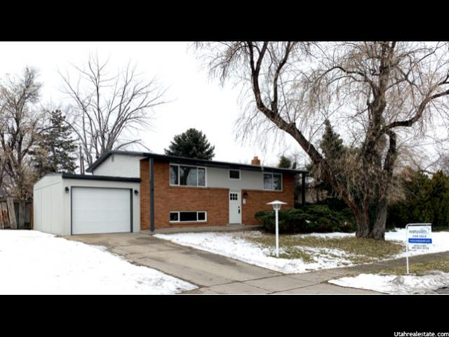 1668 E 6670 S, Cottonwood Heights, UT 84121 (#1573068) :: goBE Realty
