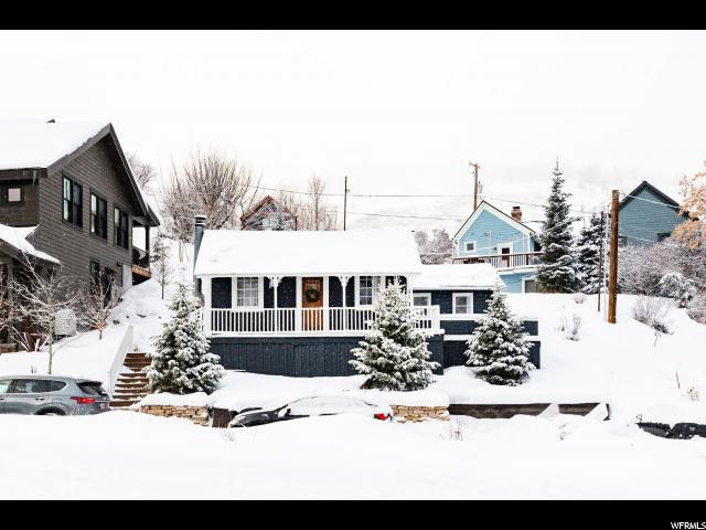 64 S Chambers Ave W, Park City, UT 84060 (#1573270) :: Colemere Realty Associates
