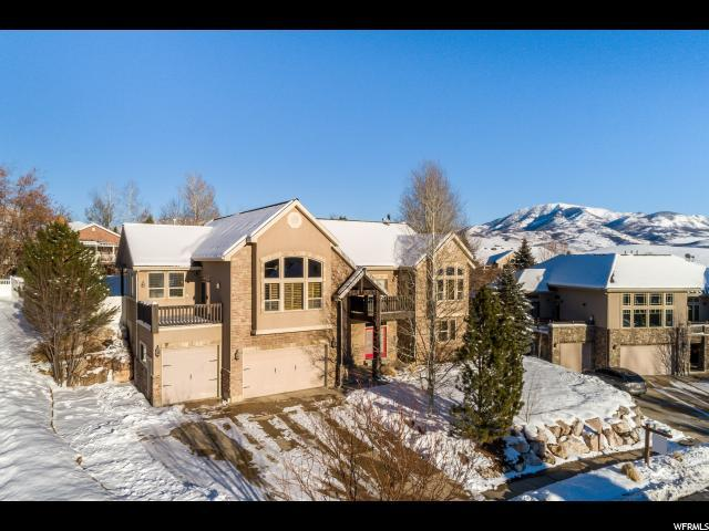 6890 West Trappers Cir, Mountain Green, UT 84050 (#1573333) :: Keller Williams Legacy