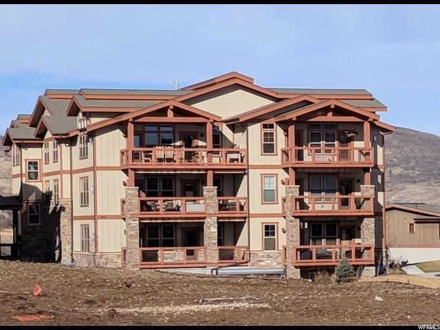 1288 N Deer Park Cir #203, Heber City, UT 84032 (MLS #1573363) :: High Country Properties