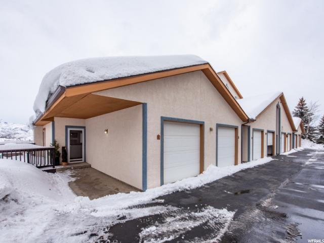 1030 Oberland Dr #6, Midway, UT 84049 (#1573999) :: Big Key Real Estate
