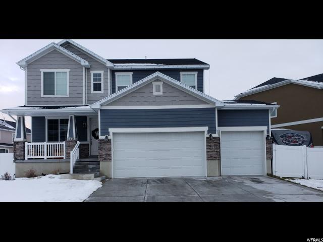 6536 N Star Discovery Way, Stansbury Park, UT 84074 (#1574287) :: The Fields Team