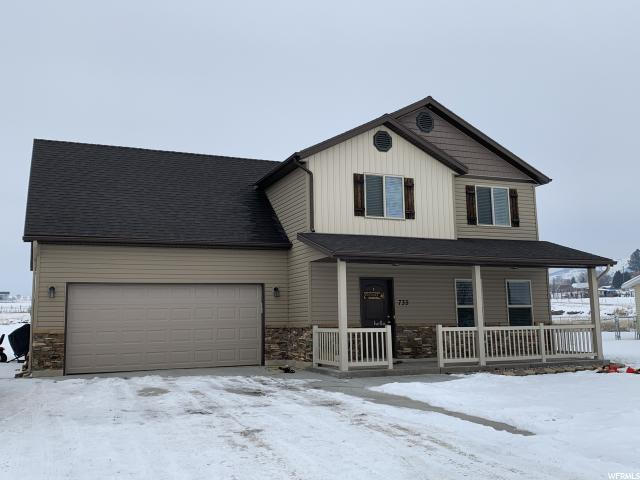 735 S Hillcrest Loop, Malad City, ID 83252 (#1574302) :: Colemere Realty Associates