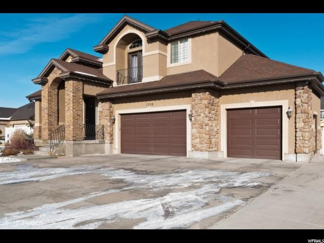 1706 W Man O War Dr S, Bluffdale, UT 84065 (#1574619) :: Colemere Realty Associates