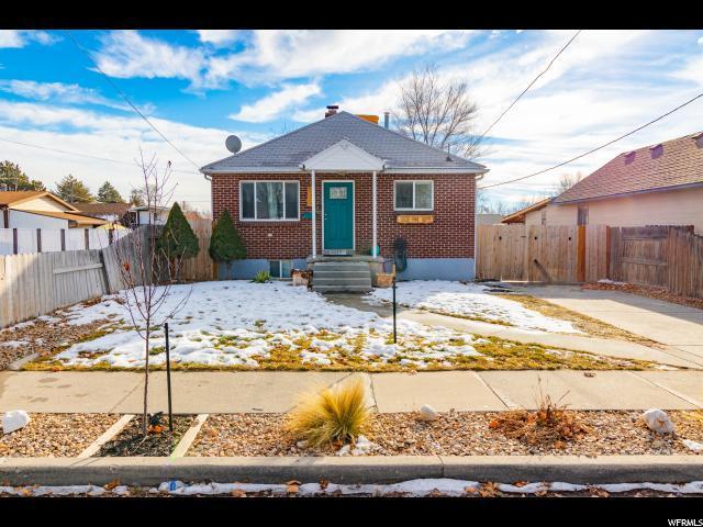 617 W Lennox St S, Midvale, UT 84047 (MLS #1574620) :: Lawson Real Estate Team - Engel & Völkers