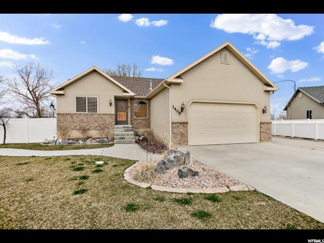 1408 S 600 W, Payson, UT 84651 (MLS #1574717) :: Lawson Real Estate Team - Engel & Völkers