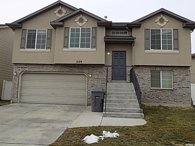 229 Walton Dr, North Salt Lake, UT 84054 (#1575255) :: The One Group