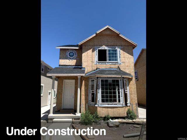 1260 W 80 S #55, Pleasant Grove, UT 84062 (#1575284) :: Colemere Realty Associates