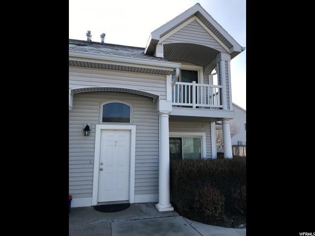 2485 W 450 S #7, Springville, UT 84663 (#1575458) :: Colemere Realty Associates