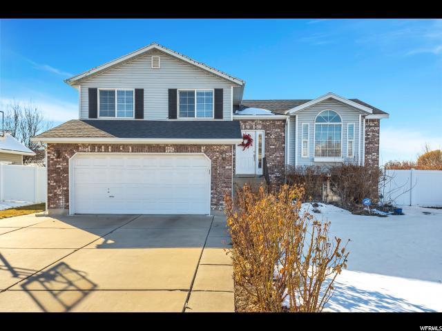 2352 S 1475 W, Syracuse, UT 84075 (#1575977) :: Big Key Real Estate