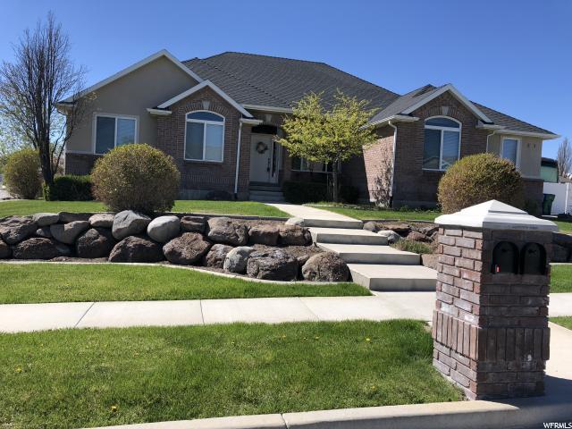 3713 W Shasta Cir, Riverton, UT 84065 (#1576098) :: Colemere Realty Associates