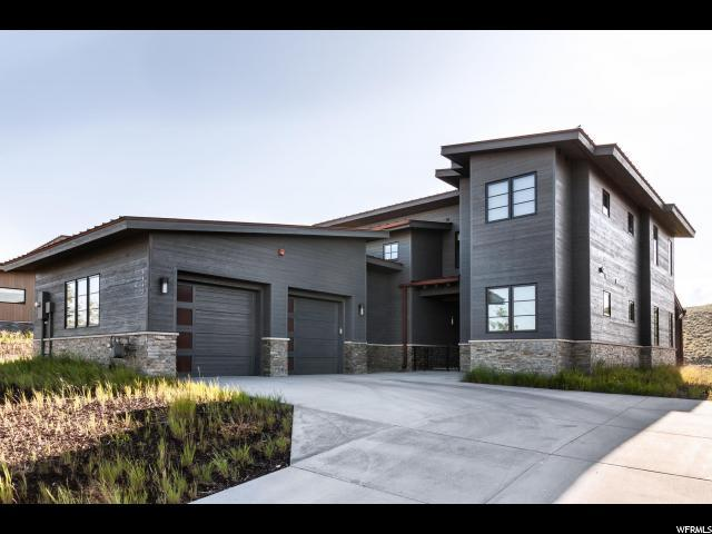 6482 Golden Bear Loop West W, Park City, UT 84098 (#1576114) :: Colemere Realty Associates