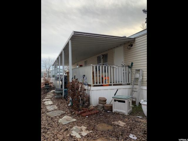 6998 W Herdan Cir #89, West Valley City, UT 84128 (#1576193) :: Colemere Realty Associates