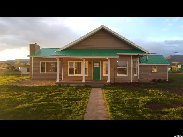 45 E Boulderville Rd, Kamas, UT 84036 (#1576410) :: Bustos Real Estate | Keller Williams Utah Realtors