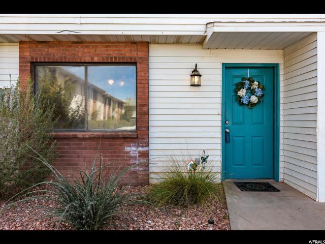 1150 W 360 N #25, St. George, UT 84770 (MLS #1576852) :: Lawson Real Estate Team - Engel & Völkers