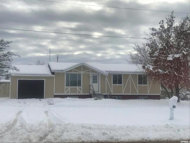 245 W 300 S, Fillmore, UT 84631 (#1577019) :: Colemere Realty Associates