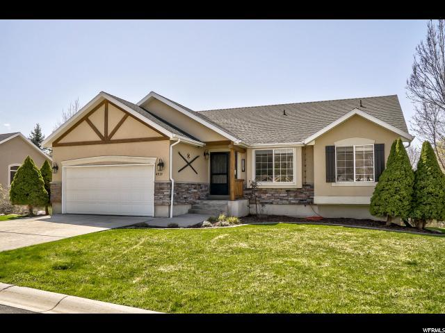 4819 E Fairway Oaks N, Eden, UT 84310 (#1577342) :: The Fields Team