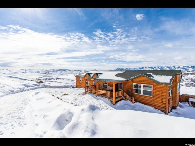 4294 Oakview Dr, Coalville, UT 84017 (#1577540) :: Big Key Real Estate