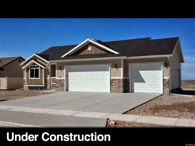 356 W 2240 N, Tooele, UT 84074 (#1577655) :: Bustos Real Estate | Keller Williams Utah Realtors