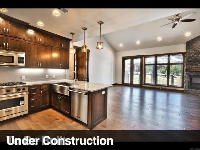 3751 Blackstone Dr 3F, Park City, UT 84098 (#1578674) :: Big Key Real Estate