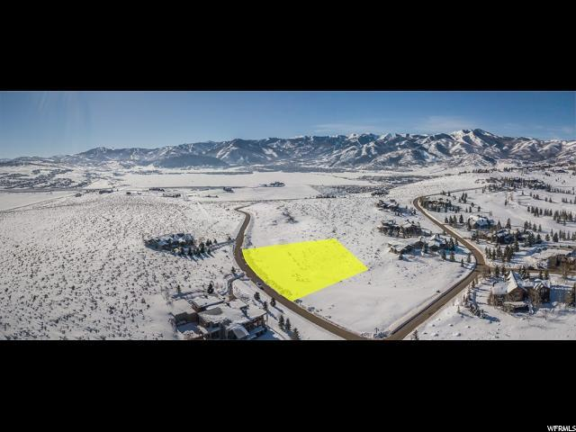 600 S Mountain Holly Ln, Park City, UT 84098 (MLS #1578689) :: High Country Properties