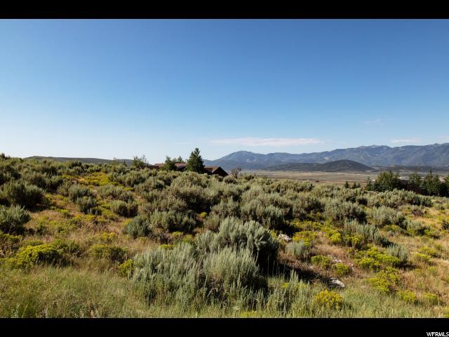 2672 E Silverberry Ct, Park City, UT 84098 (#1578740) :: Red Sign Team
