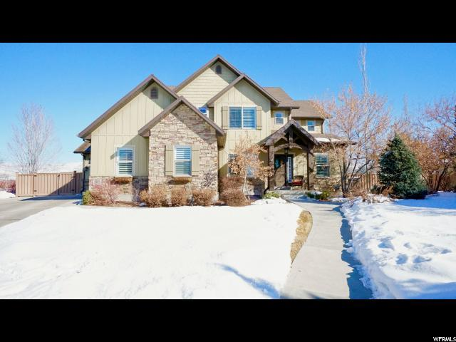 787 Shadow Rock Ct, Heber City, UT 84032 (#1579187) :: The Fields Team