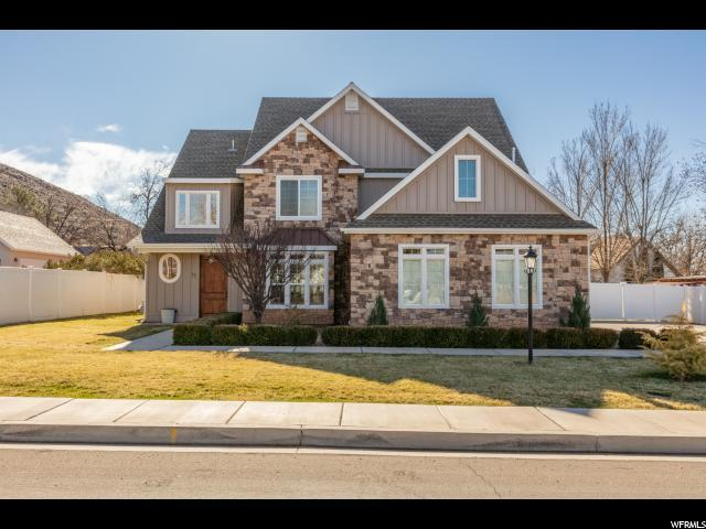 73 W Westfield Rd, Toquerville, UT 84774 (#1579526) :: goBE Realty