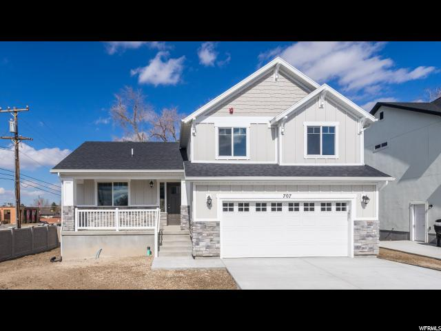 707 E Cami Nicole Ln S #5, Millcreek, UT 84107 (MLS #1579713) :: Lawson Real Estate Team - Engel & Völkers