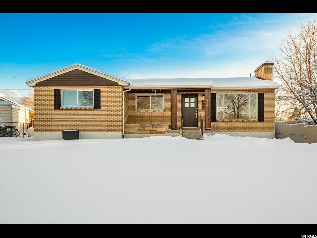 2222 E 6380 S, Holladay, UT 84121 (#1580108) :: Colemere Realty Associates