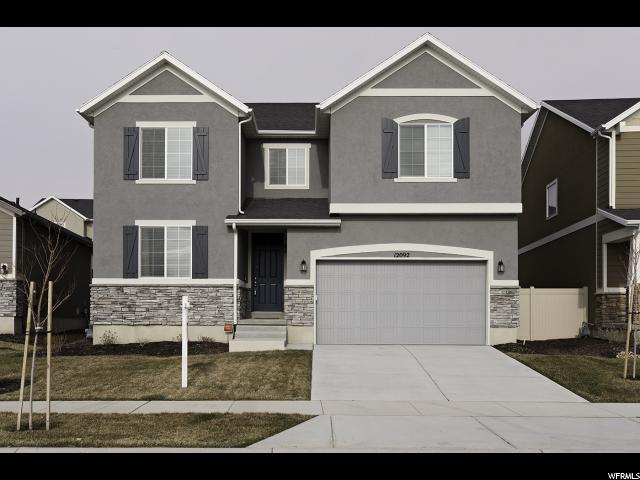 12092 S Tower Arch Ln, Herriman, UT 84096 (#1580225) :: Bustos Real Estate | Keller Williams Utah Realtors