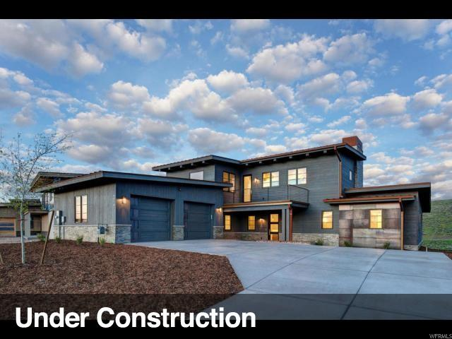 6784 Golden Bear Loop #29, Park City, UT 84098 (#1580296) :: Action Team Realty
