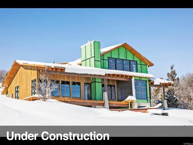 9001 N Twin Peaks Dr 16S39, Kamas, UT 84036 (MLS #1580362) :: High Country Properties